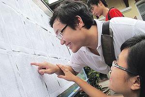 TPHCM: Nhiều trường đại học công bố điểm chuẩn