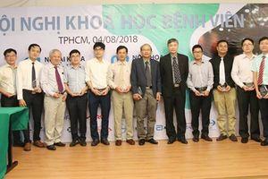 Hội nghị Khoa học bệnh viện tháng 8/2018