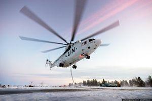 Thán phục cách người Nga tạo ra siêu trực thăng Mi-26