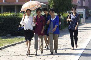 Lạ lẫm hình ảnh đất nước Triều Tiên qua lăng kính phóng viên quốc tế