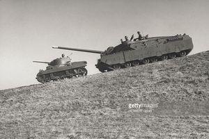 Choáng với siêu pháo tự hành nặng 100 tấn của Mỹ