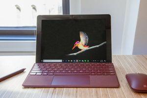 Máy tính bảng Surface Go rất khó sửa chữa