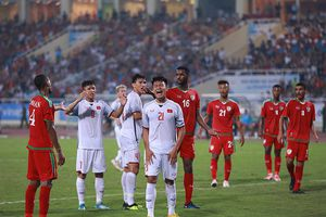 Ông Hải 'lơ': 'U23 Việt Nam chơi quá kém trước Oman'