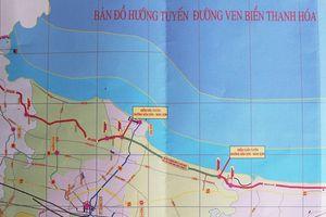 Thanh Hóa xin làm đường ven biển hơn 2.000 tỉ đồng theo hình thức BT