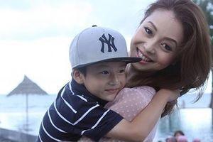 Jennifer Phạm đưa con trai từ Mỹ về Việt Nam sống cùng bố dượng