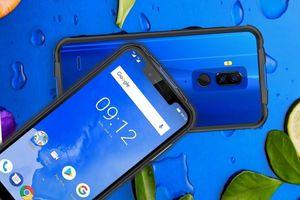 Smartphone 'nồi đồng, cối đá', pin 5.000 mAh, giá hơn 4 triệu
