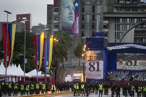 Venezuela bắt giam 11 nhà báo bị coi là nghi phạm ám sát Tổng thống