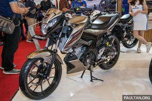 Cận cảnh Suzuki GSX-150 Bandit côn tay vừa ra mắt
