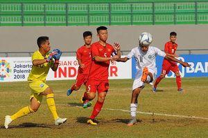 Giải U16 Đông Nam Á: U16 Việt Nam dừng bước sau trận hòa U16 Myanmar