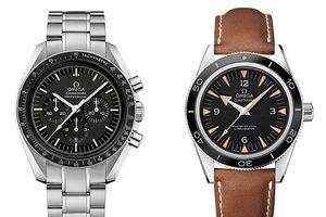 10 thương hiệu đồng hồ nam bạn không thể không biết