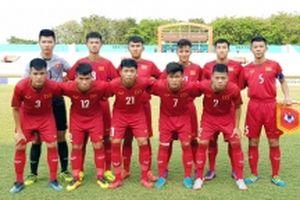 Tuyển Việt Nam dừng chân tại vòng bảng Giải vô địch U16 Đông - Nam Á
