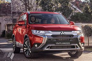 Mitsubishi Outlander 2019 'chốt giá' từ 505 triệu đồng
