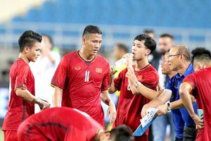 Olympic Việt Nam gặp Uzbekistan: Hùng Dũng, Anh Đức bước vào cuộc chiến sinh tử