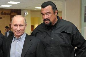 Tài tử võ thuật Mỹ làm đặc phái viên cho chính phủ Nga là ai?