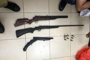 Hà Nội: Triệt phá ổ nhóm trộm cắp tài sản có hàng 'nóng'