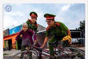 Chủ tịch Vapa nói về bức ảnh 'Giúp người già' gây xôn xao cộng đồng mạng?