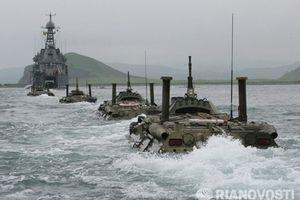 'Sửng sốt' với nghệ thuật tác chiến đổ bộ của thủy quân lục chiến
