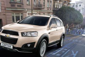 Chevrolet bất ngờ giảm giá 'sốc', xuống mốc 200 triệu đồng
