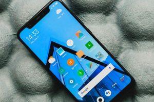 Pocophone F1 của Xiaomi lộ hình ảnh đầu tiên
