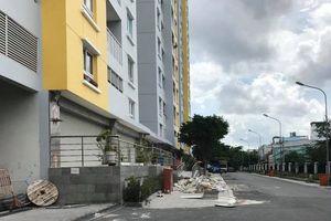 Vụ cháy chung cư Carina Plaza: Khởi tố Trưởng ban Quản lý chung cư