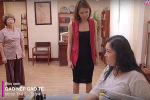 Video phim Gạo nếp gạo tẻ tập 41: Bà Mai nức nở vì bị cả gia đình chỉ trích