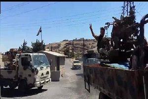 Nga yểm trợ quân đội Syria tung chiến dịch giải phóng Sweida