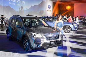 Tân trang toàn diện Subaru Forester mới 'lên lịch' về Việt Nam