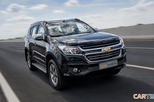 'Đón' tháng Ngâu, giá xe Chevrolet giảm mạnh