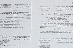 Việc chấm dứt hợp đồng với giáo viên tại huyện Thanh Oai: Cần thấu tình, đạt lý!