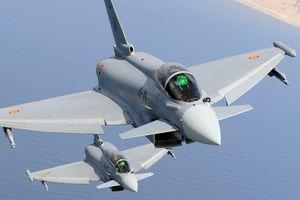 Tiêm kích Tây Ban Nha bắn nhầm tên lửa vào Estonia