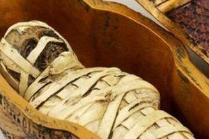 Tiết lộ quy trình ướp xác 'độc nhất vô nhị' của người Ai Cập cổ đại