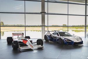 Xem McLaren giao siêu xe Senna triệu đô cho khách hàng
