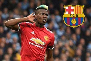 Pogba 'nổi loạn' đòi rời M.U, gia nhập Barca