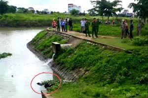 Kiểm sát khám nghiệm hiện trường vụ nam thanh niên chết nổi trên hồ thủy lợi
