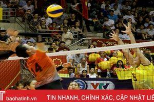 VTV Cup tại Hà Tĩnh: Tuyển Việt Nam gặp Tứ Xuyên (Trung Quốc) tại bán kết