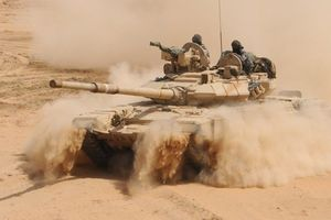 Chiến sự Syria: IS vất vả giữ vững tuyến phòng thủ tại đông Sweida