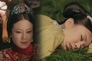 Xem phim 'Diên Hi công lược' tập 30: Dơi tấn công, Cao Quý phi đẩy Hoàng hậu ngã lầu có nguy cơ sảy thai