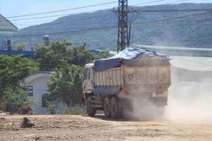 Bình Định: Chủ tịch UBND tỉnh chỉ đạo kiểm tra, xử lý việc khai thác đất trái phép dưới chân núi Hòn Chà