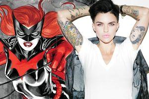 Batwoman chính thức góp mặt trong 'Vũ trụ Arrow'