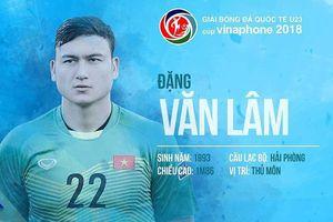 10 tuyển thủ Olympic Việt Nam bị loại: Tiếc cho Thủ thành Văn Lâm