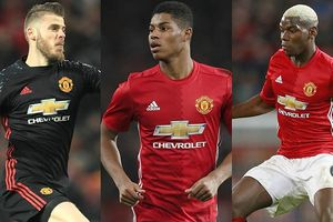 Đội hình MU trận khai mạc Premier League 2018/2019: Pogba bị gạch tên?