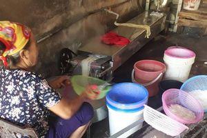 Về thăm làng bún Huỳnh Dương