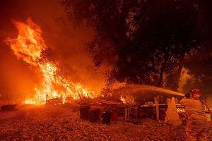 Bão lửa tàn phá miền Tây nước Mỹ