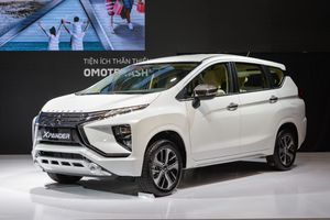 Ảnh Mitsubishi Xpander: Giá tốt, thiết kế đẹp, động cơ nhỏ