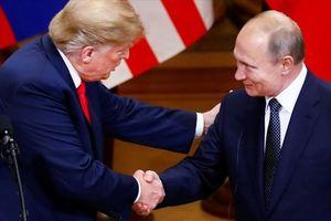 Có gì đặc biệt trong thư ông Donald Trump gửi ông V.Putin?