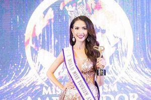 Hành trình chinh phục vương miện hoa hậu của Phan Thị Mơ