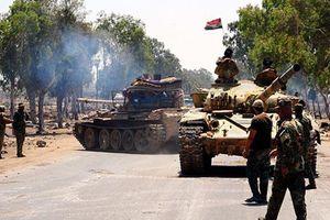 Quân đội Syria đánh thần tốc, IS 'chết như ngả rạ' tại Sweida