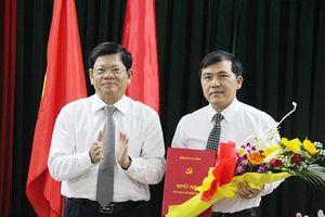 Thượng tá Nguyễn Đức Nam giữ chức Phó Tổng Biên tập Báo Đà Nẵng