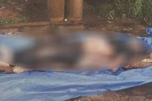 Rửa vỏ lãi, phát hiện xác chết trôi trên sông