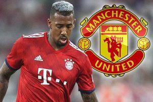 Boateng gọi trực tiếp cho HLV Mourinho, chốt tương lai